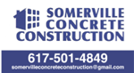 Somerville Concrete Construction ProView