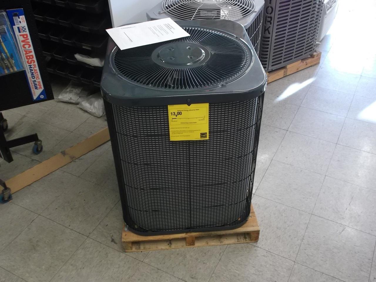 Shurail HVAC - 2 5 Ton R22 13 Seer Replacement AC Condenser