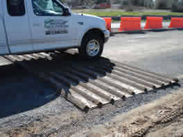Mud & rock plates - Sierra Trench Protection Rentals & Sales, Inc.