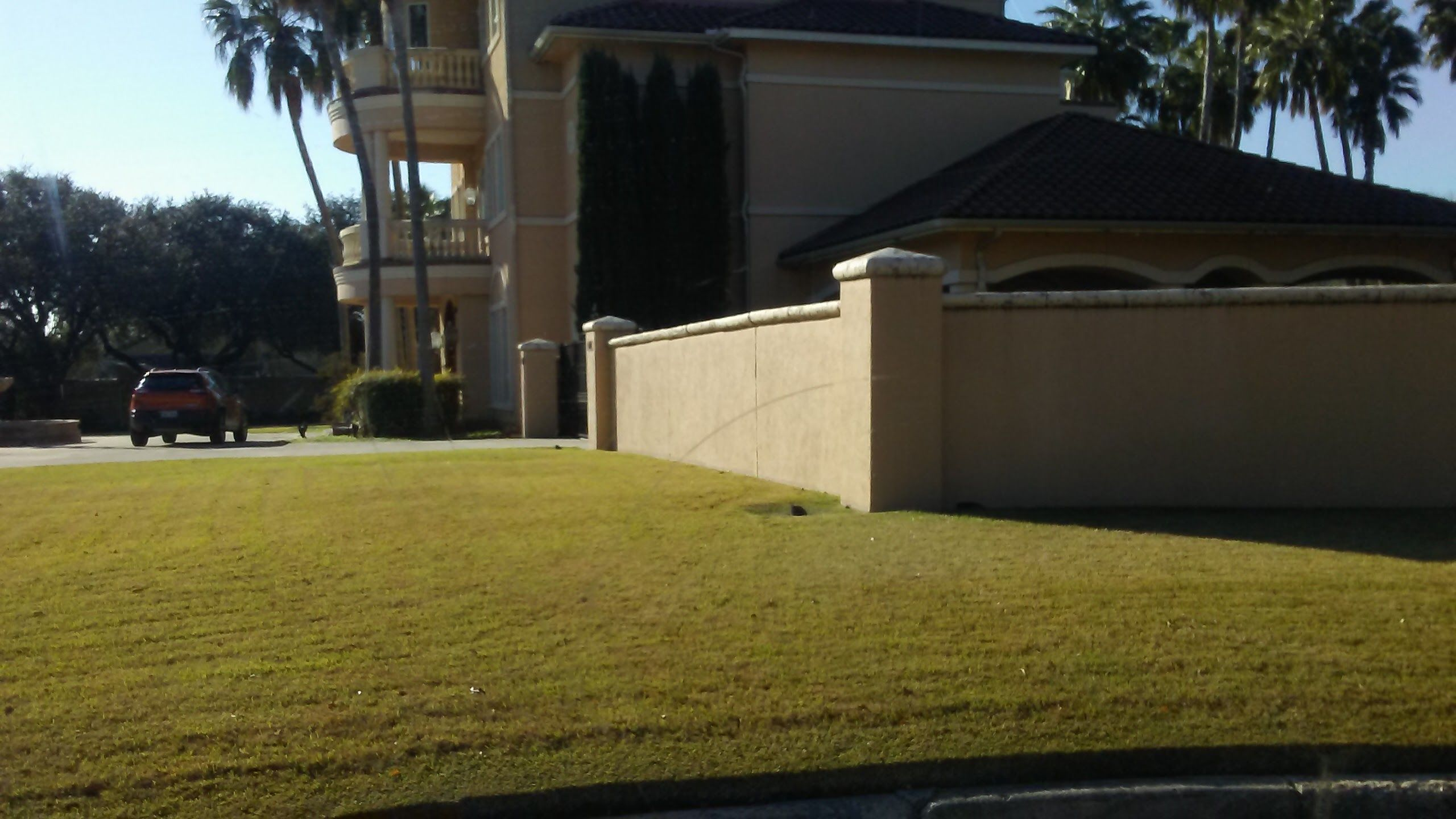 Absolute Fencing & Lawncare - stucco-fencing Image | ProView