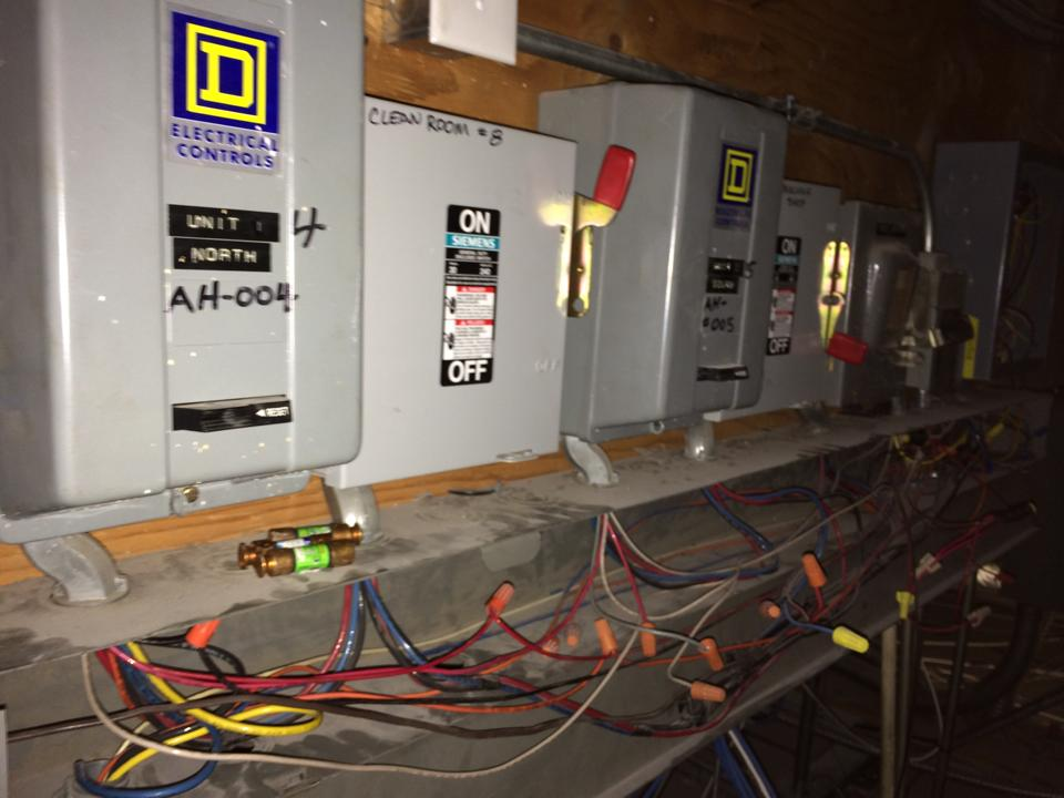 Electrical Panel - Custom Quality Electric, Inc.
