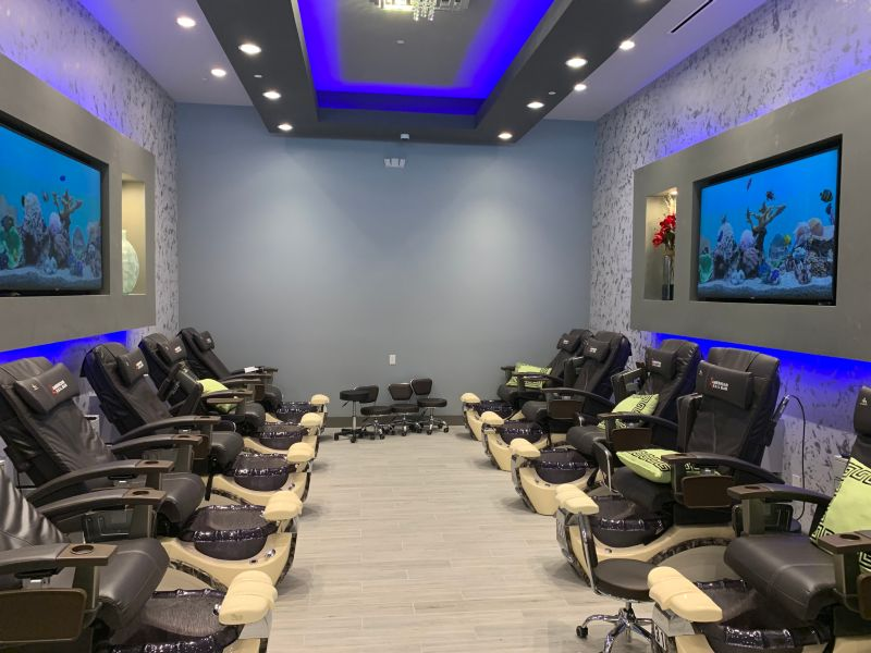 Organic Salon Finished