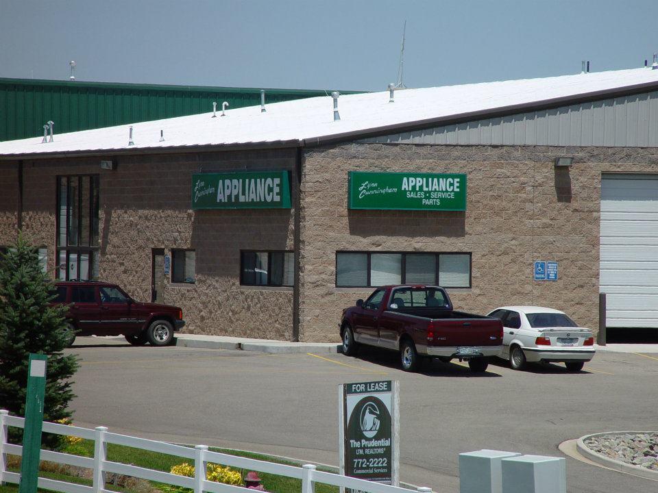 Lynn Cunningham Appliance Inc Frederick Colorado