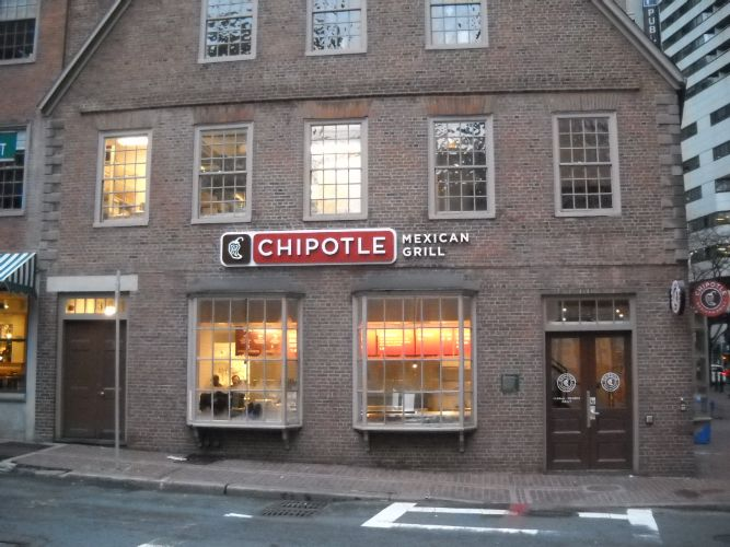 Chipotle mexican grille by in boston ma proview - Chipotle mexican grill ticker symbol ...