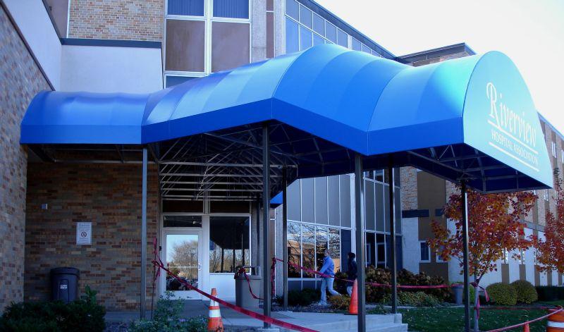 Hospital / Nursing Home & Baraboo Awning - Baraboo Wisconsin | ProView