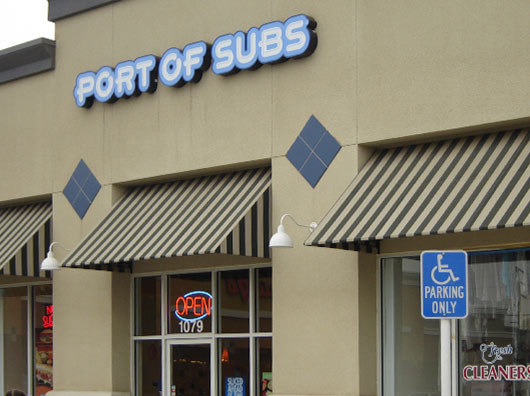 Port of Subs - Drake Contracting, Inc.
