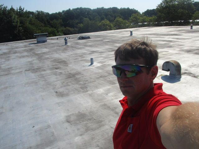Commercial Warehouse Mold & Roof inspection