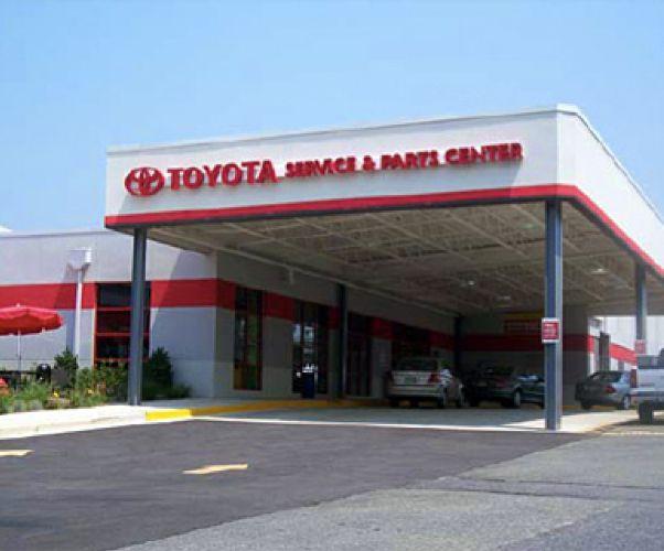 Porter Construction Fitzgerald Toyota Service Center