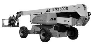 125 lift height 4 wheel drive articulated
