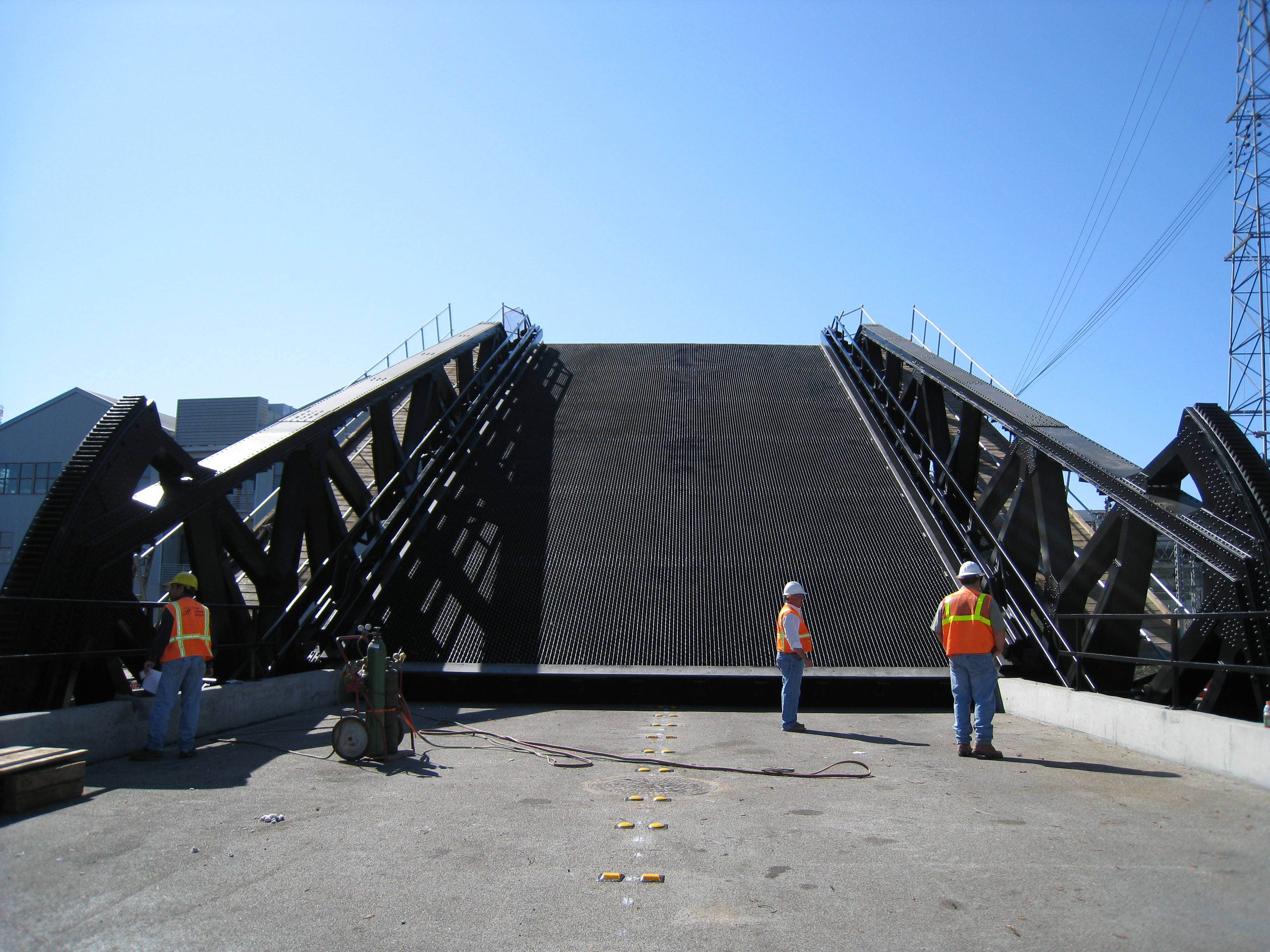 D St. Bridge Complete - Jeffco Painting & Coating, Inc.