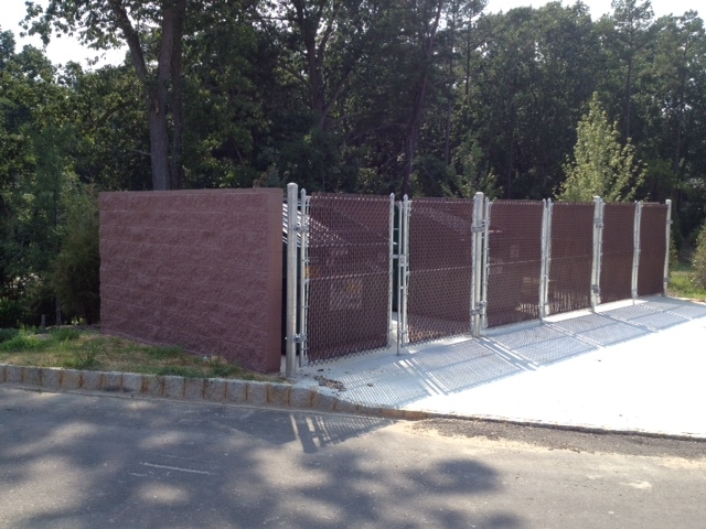 American Discount Fence Trash Enclosures Images Proview