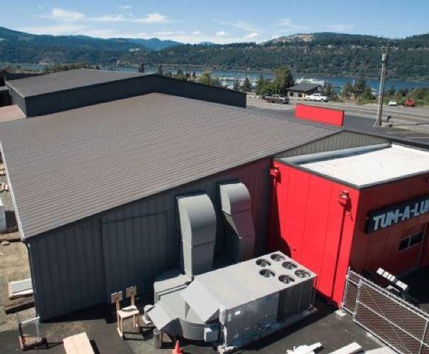 Barnett roofing siding inc canton michigan proview for Metropolitan exteriors inc reviews
