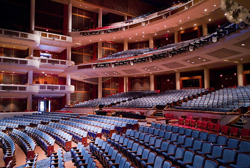 Broward Center for the Performing Arts - M&P Reynolds Enterprises Inc.