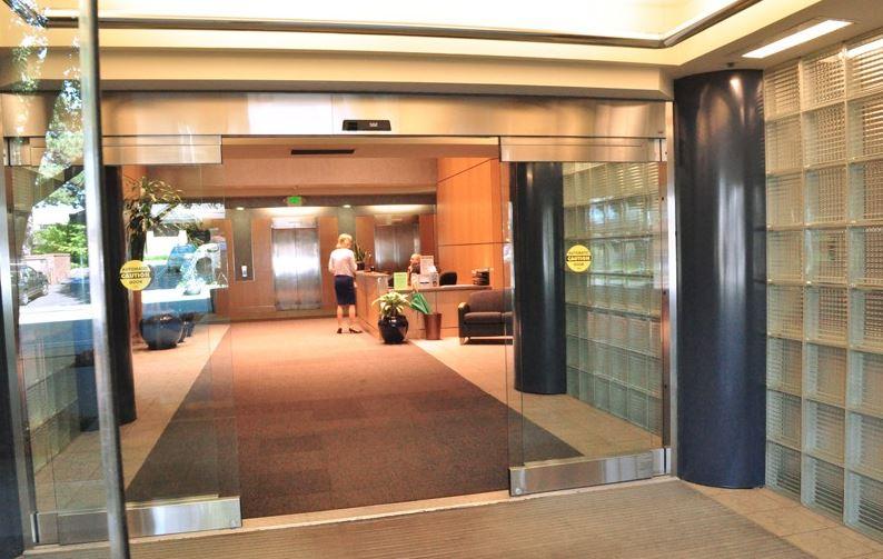 Commercial Entry Systems Inc Dorma All Glass Bi Part Sliding