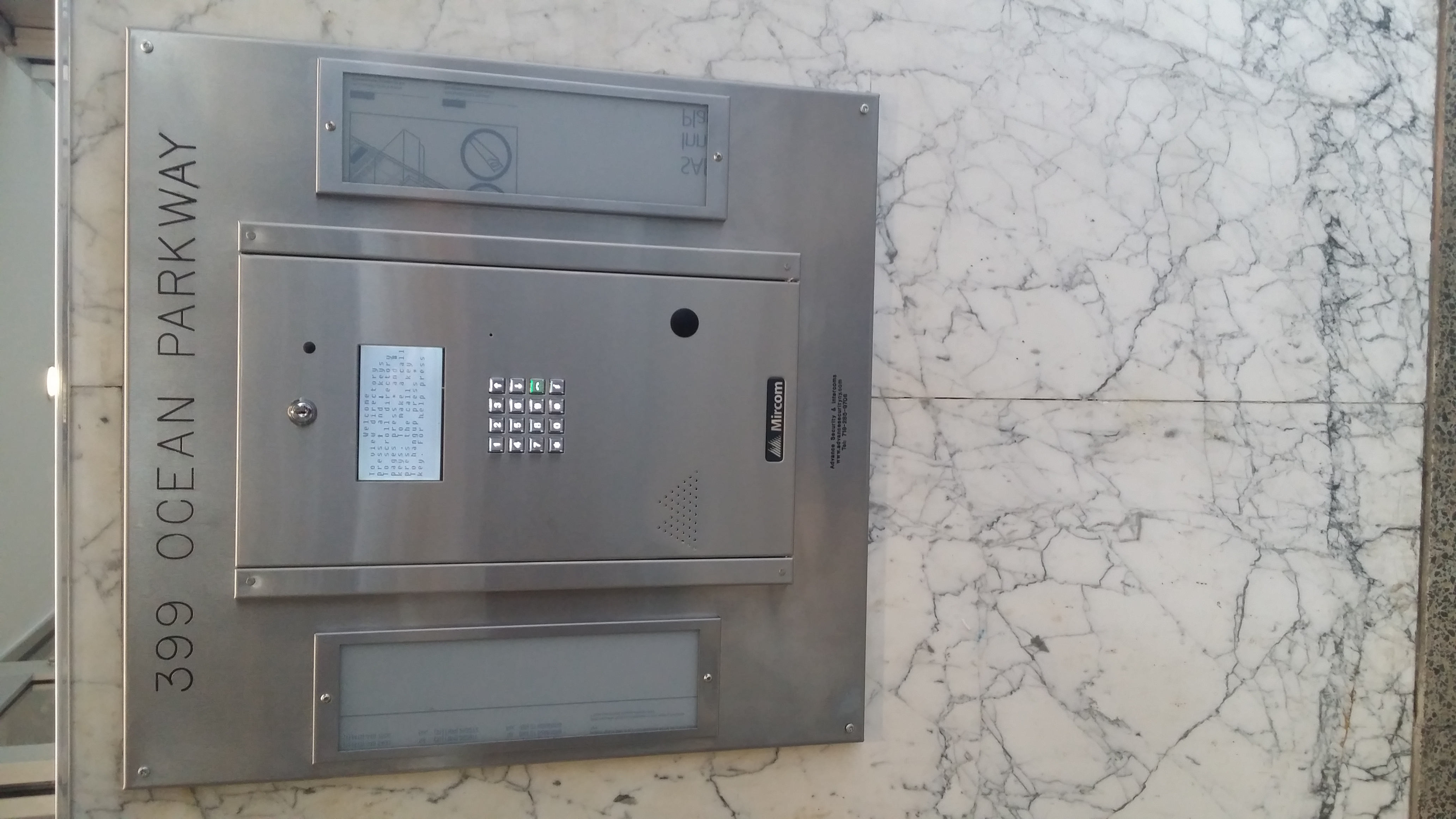 Advance Security Intercoms Inc Album 1 Images Proview