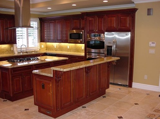 Custom Kitchen Cabinets - Creative Cabinets & Design Inc.
