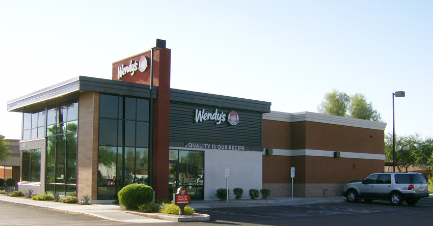 Commercial Roofing - Wendy's Prototype Design - Genco Roofing, L.L.C.