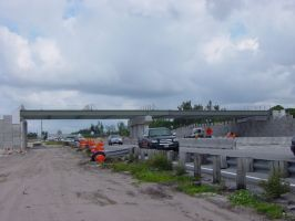 3C Construction Corp. FDOT SR-70 Bridge over Beeline Highway