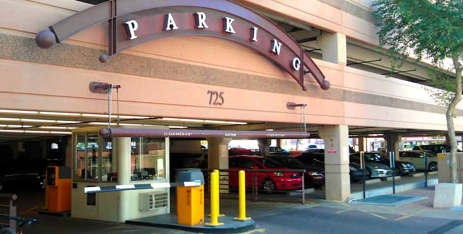 Parking Revenue Systems - ParkPro
