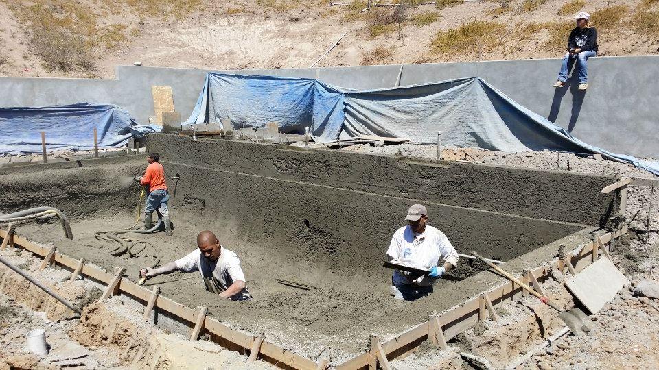 Crown Valley Gunite Shotcrete Pools Pasadena California Proview