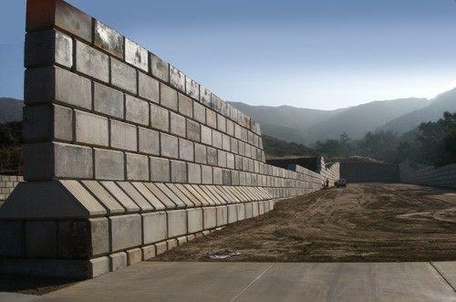 Inter block retaining systems inc valley center