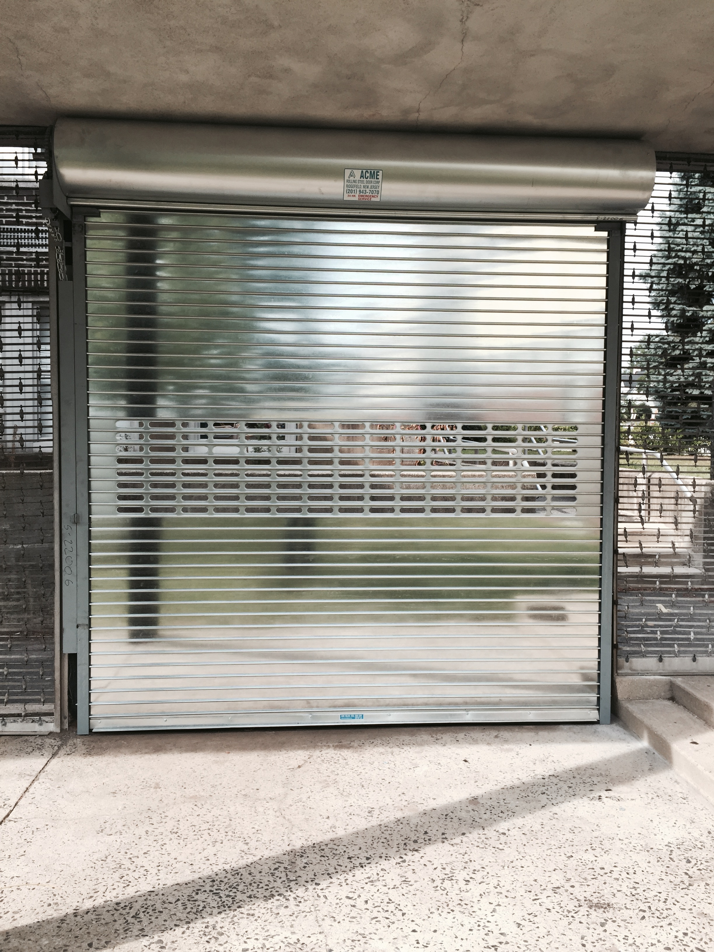 Acme Rolling Steel Door Corporation Ridgefield New