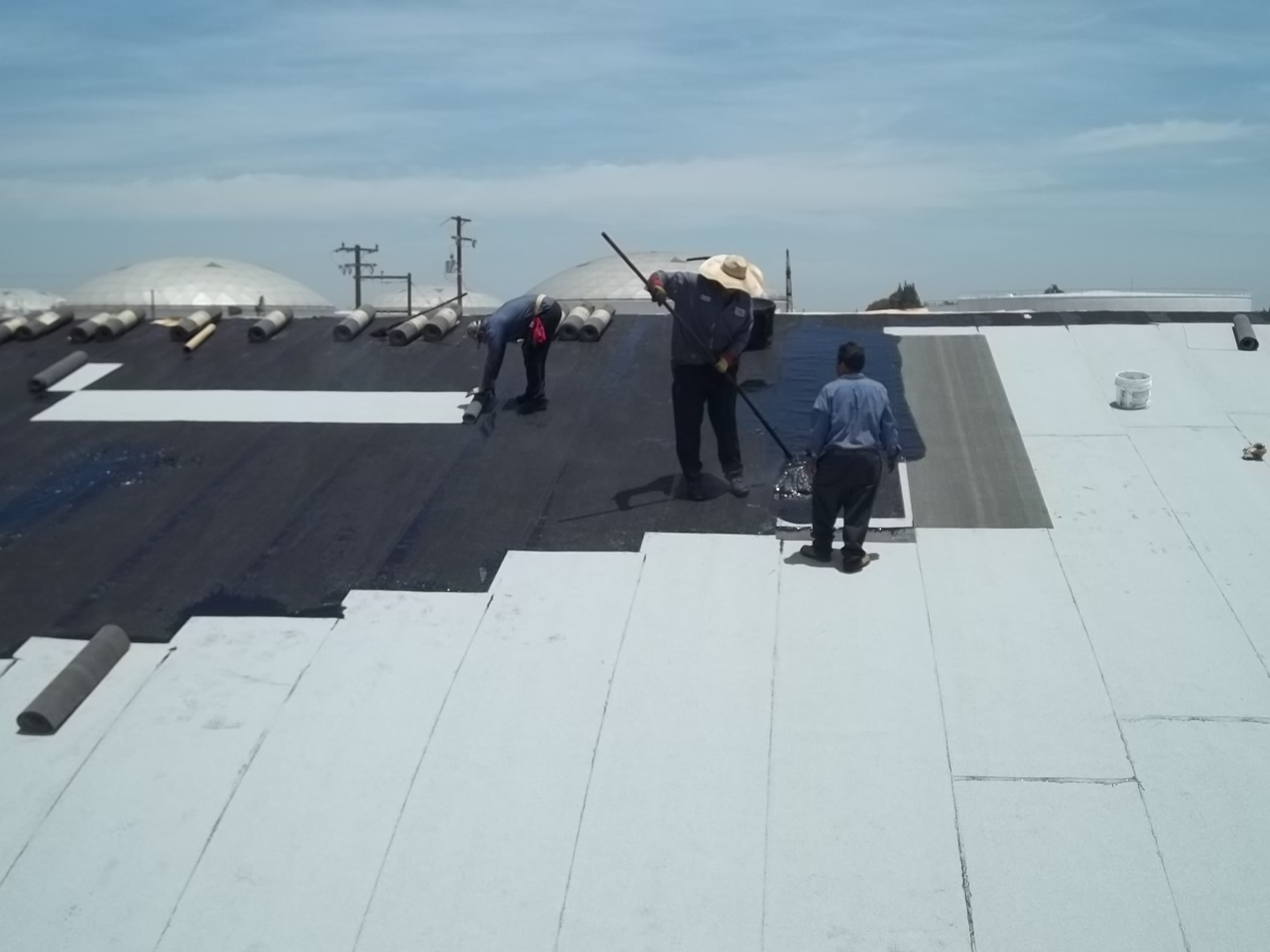 Barrel Roofs - ROYAL ROOFING & SOLAR
