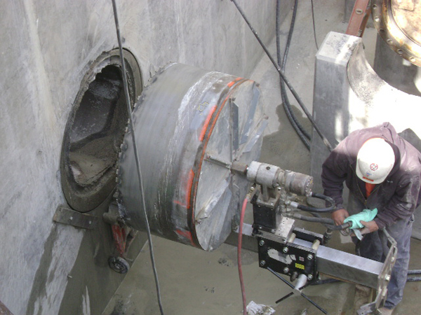 Concrete Sawing Amp Coring Inc Van Nuys California