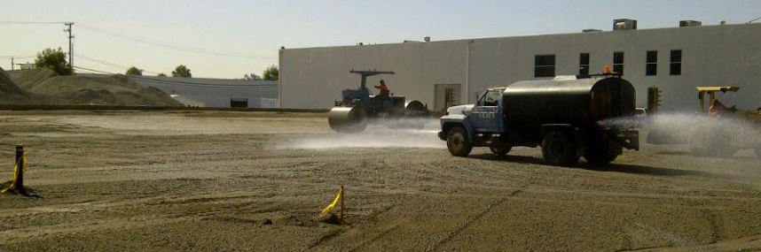 Paving Services  - California Paving