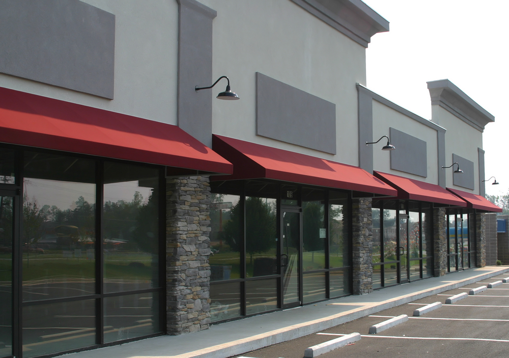 Storefronts ~ Insulated Glass ~ Tenant Improvements ~ Windows