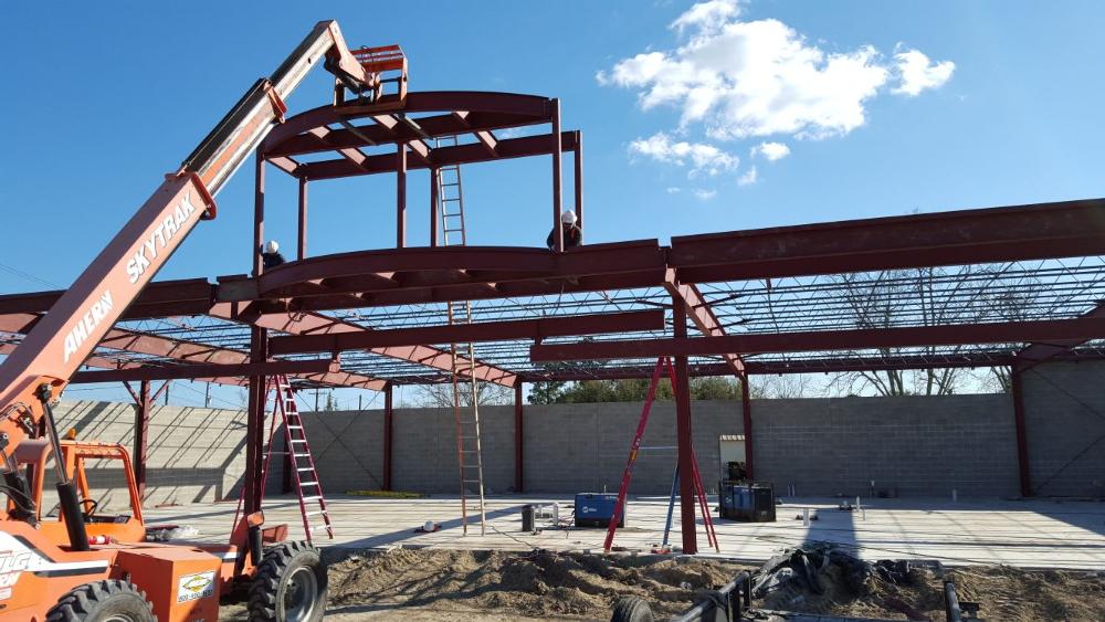 Nelson Iron Works Inc Houston Texas Proview