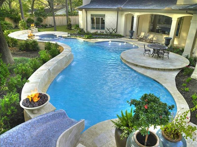 Swimming Pool Construction - Allstate Pools & Spas