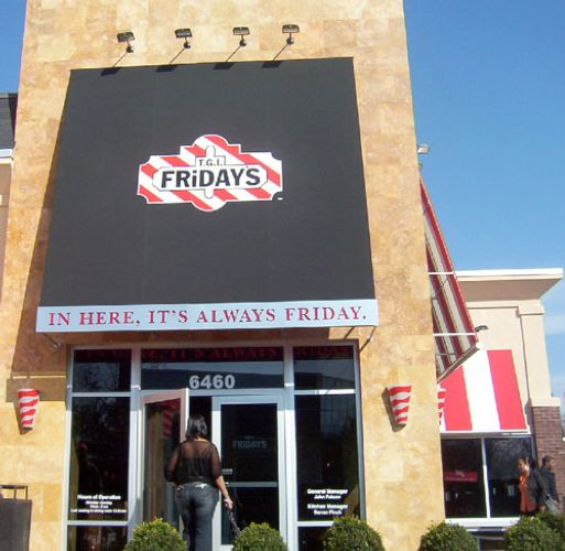 t g i friday s fabric awning by in greenbelt md proview rh thebluebook com