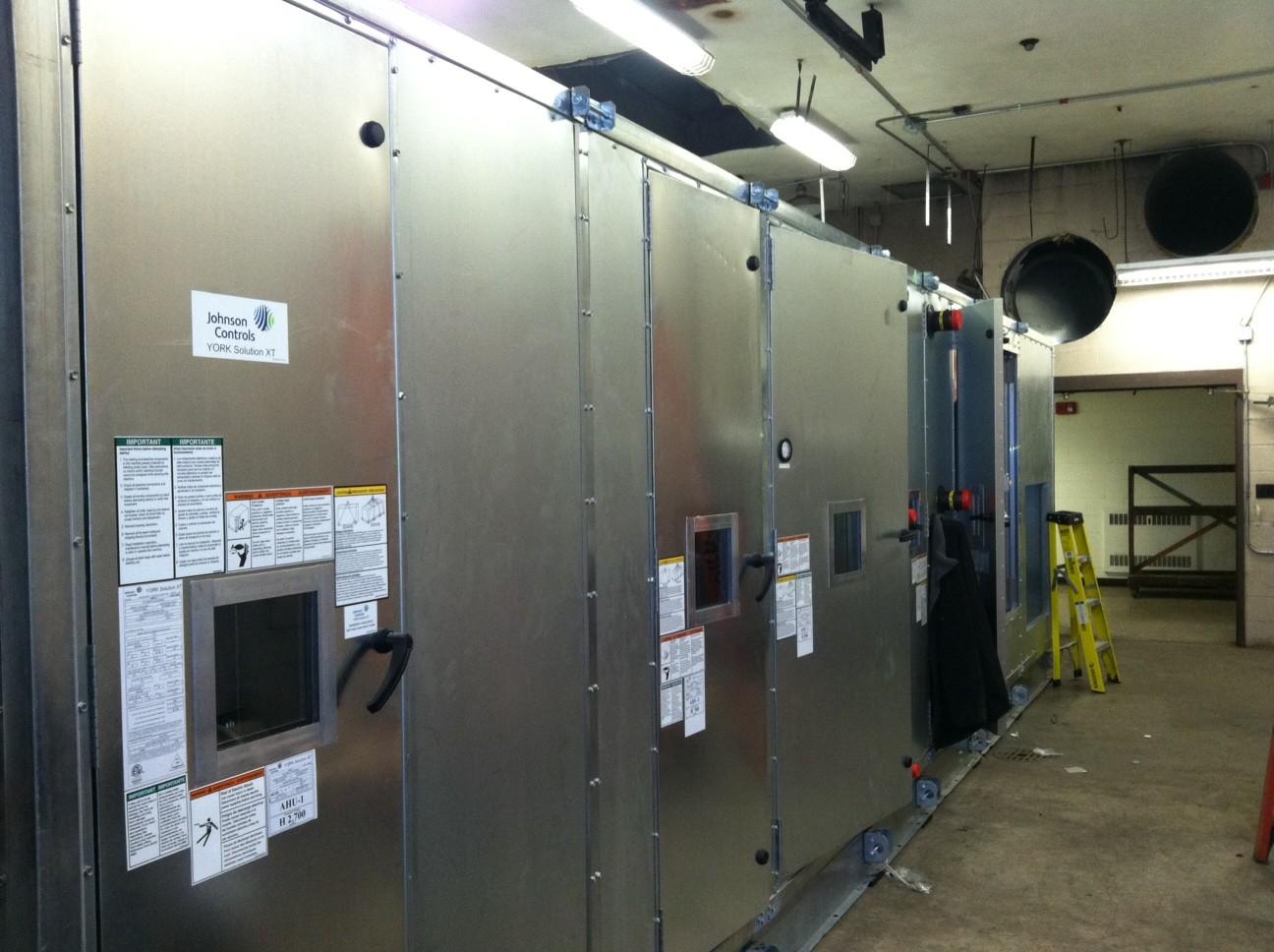 air conditioning contractors air & water balancing heating #50637B