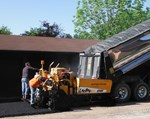 Services - Hunter Paving & Excavating