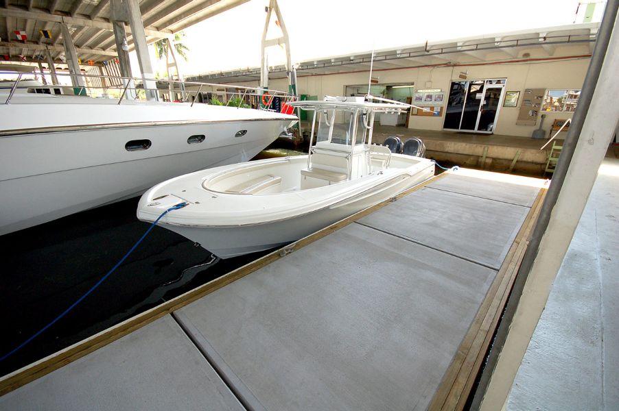 Flyhop Co  LLC dba Bradford Marine Concrete Docks - Fort Lauderdale