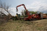 Chipping Operations - Homer Tree Service, Inc.