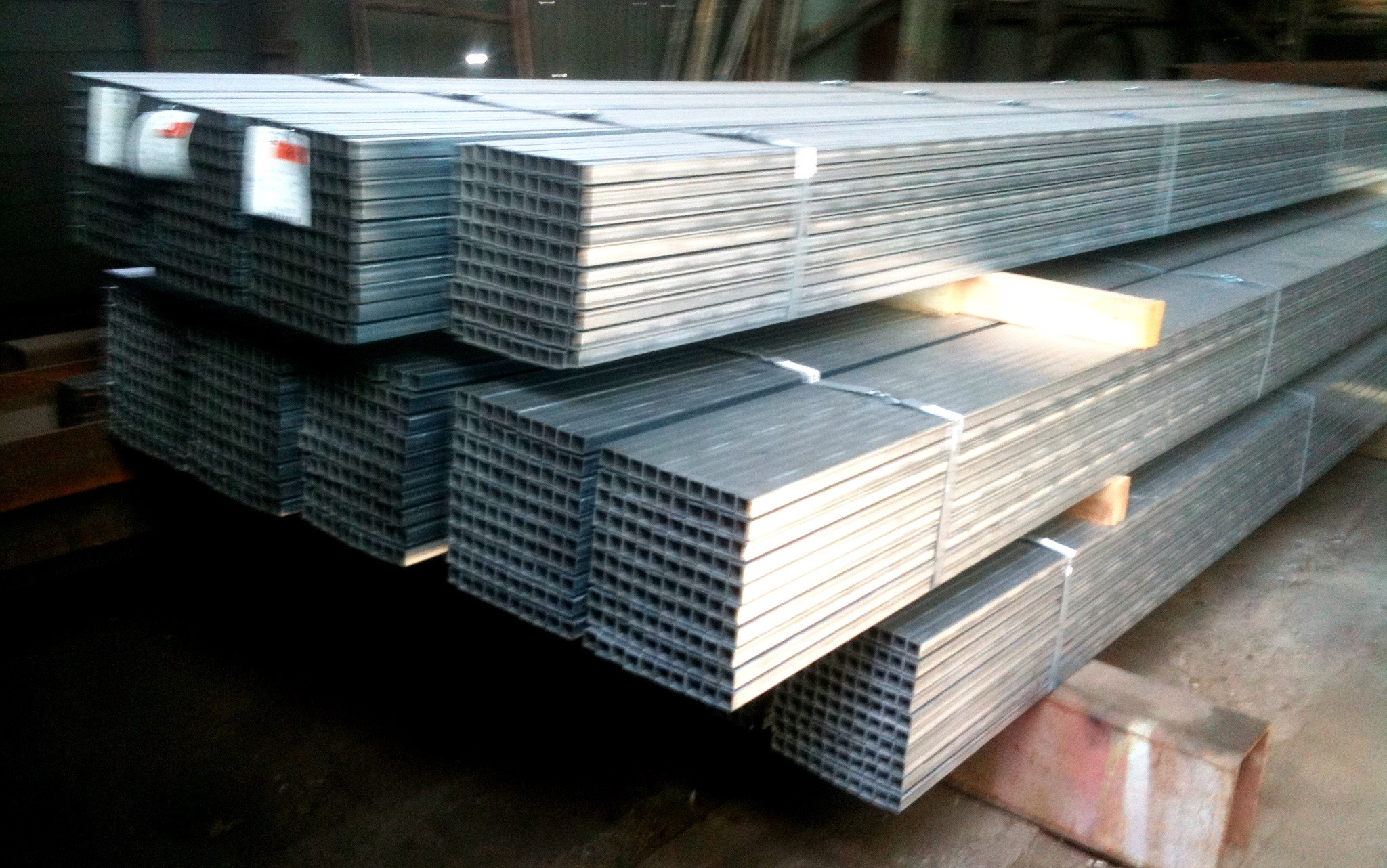 Steel Square Tubes  - Southern California Steel