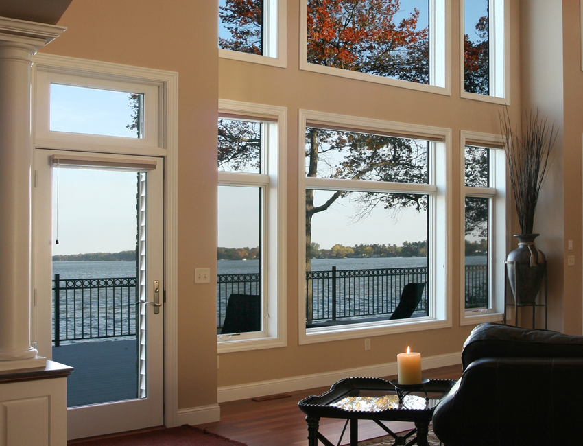 Showcase custom vinyl windows and doors houston texas for Custom vinyl windows