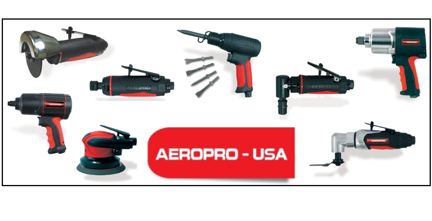 Aeropro Air Tools - Construction Concepts International