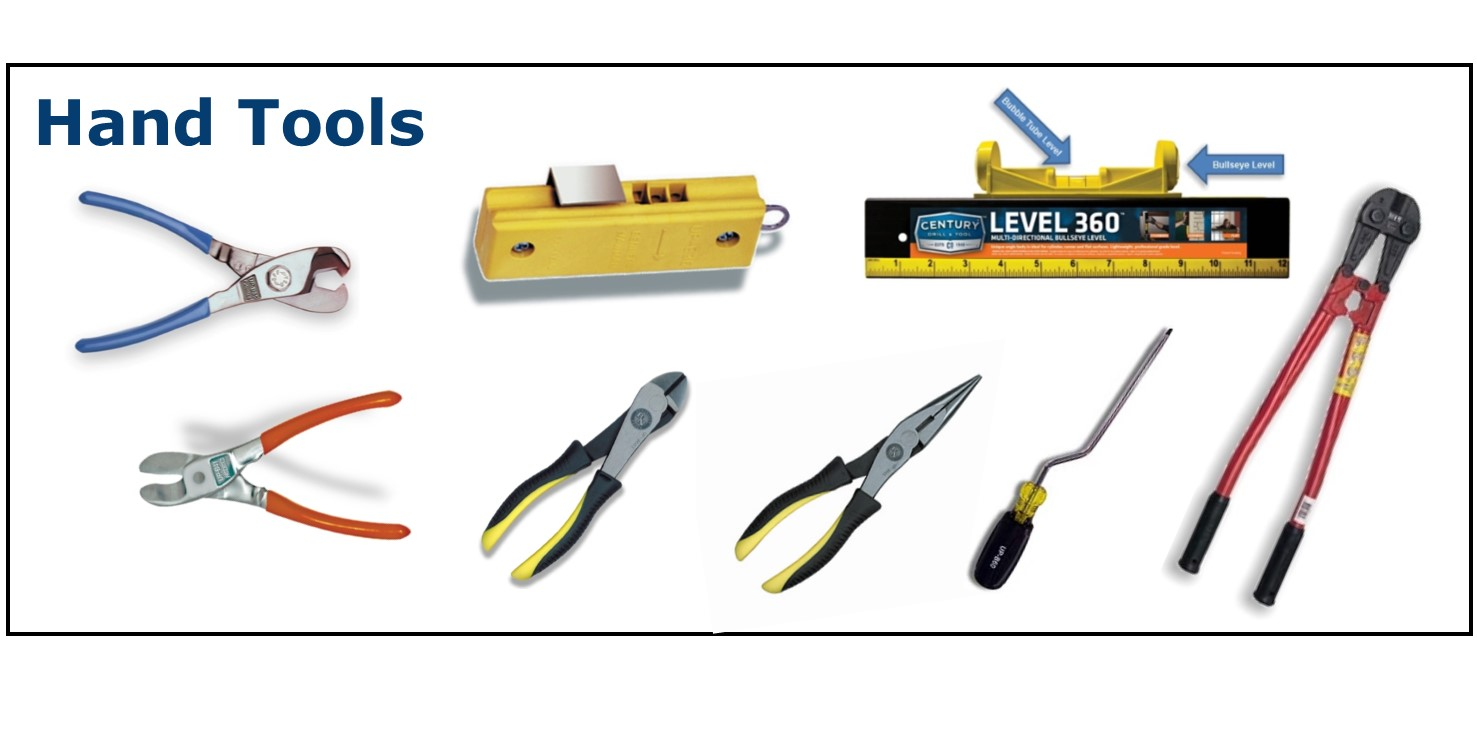 Hand Tools - Construction Concepts International