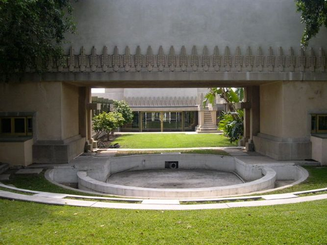 Hollyhock House By City Of Los Angeles In Angeles CA