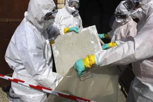 Asbestos Testing - Benchmark Environmental Engineering