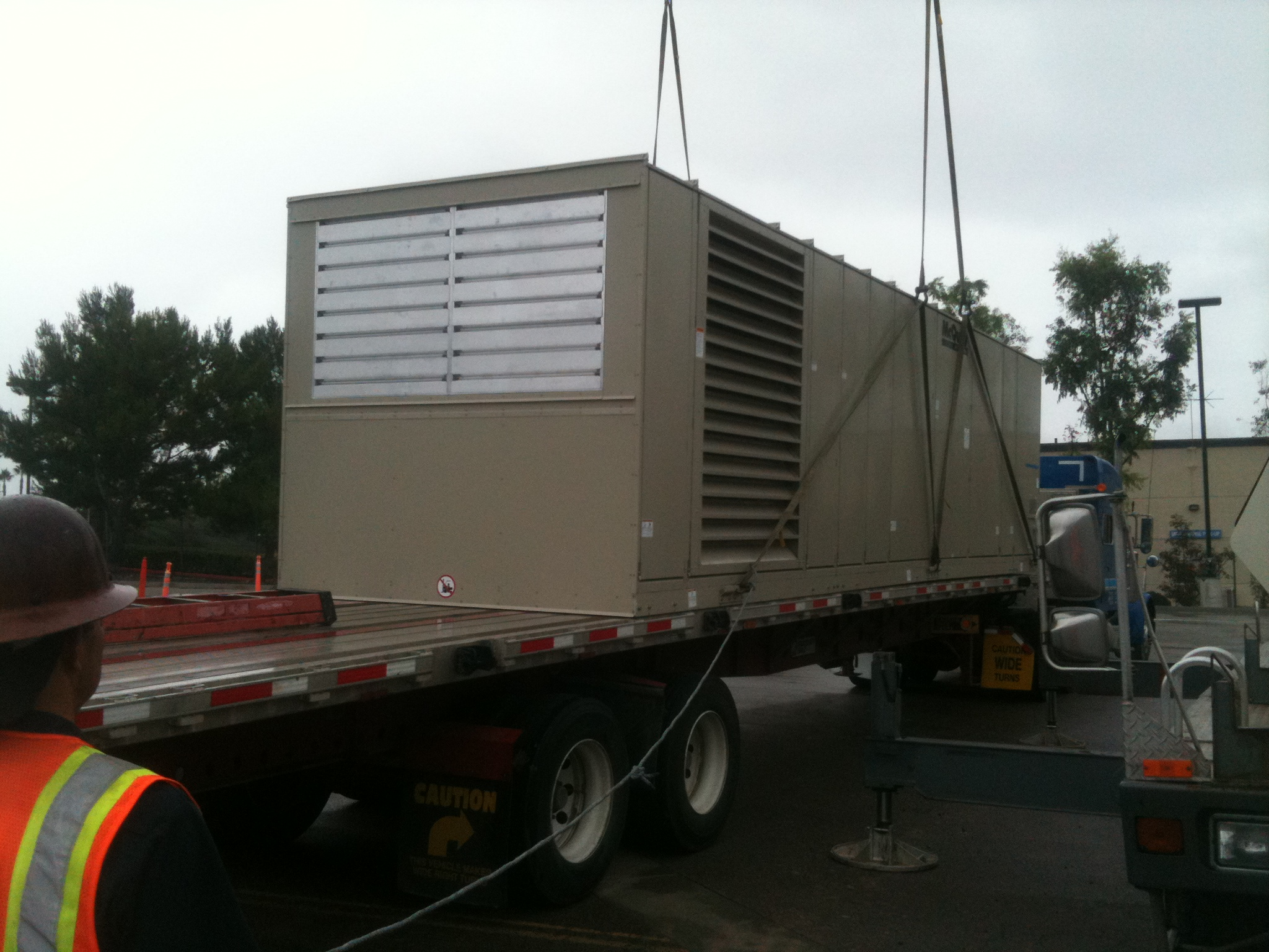 Rooftop Package Units - WestCPM, Inc.