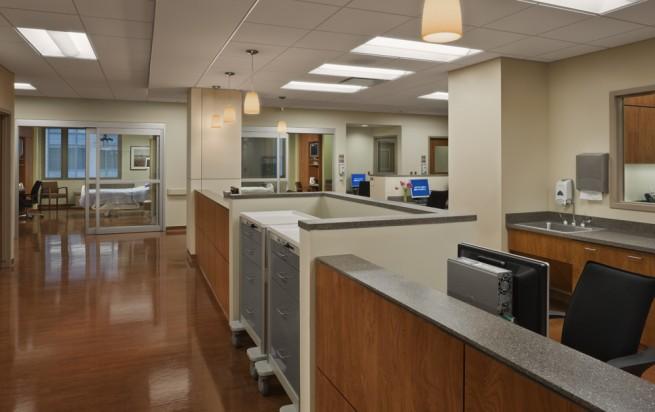 Austin Commercial LP - Methodist Hospital Sugar Land Image