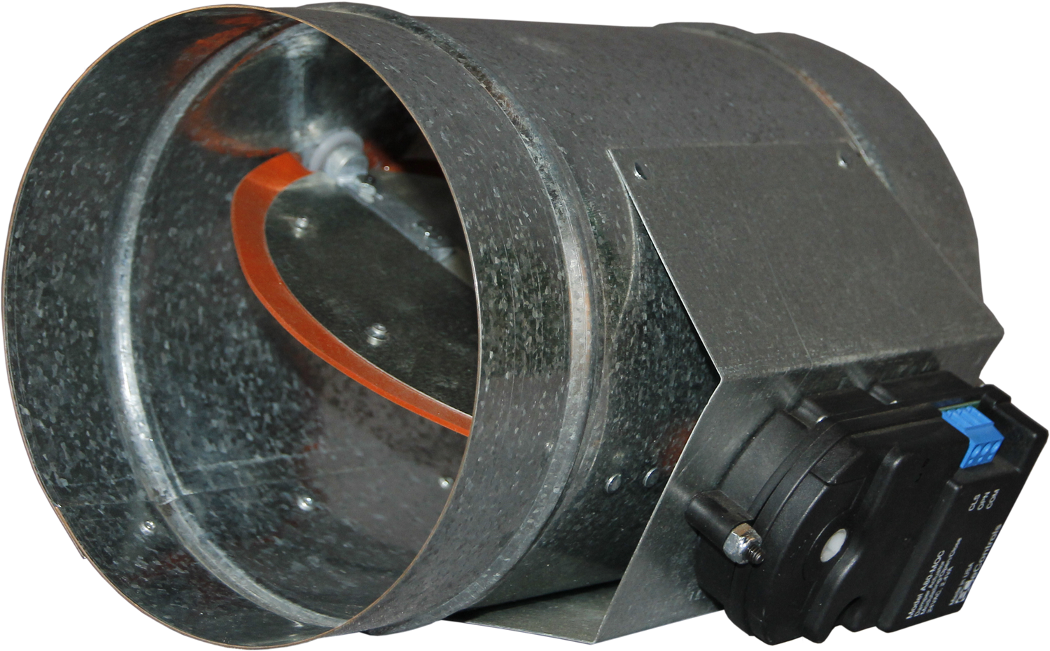 Alan manufacturing inc wooster ohio proview Motorized duct damper