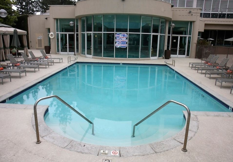 Imperial swimming pools spas video image gallery for Commercial swimming pool