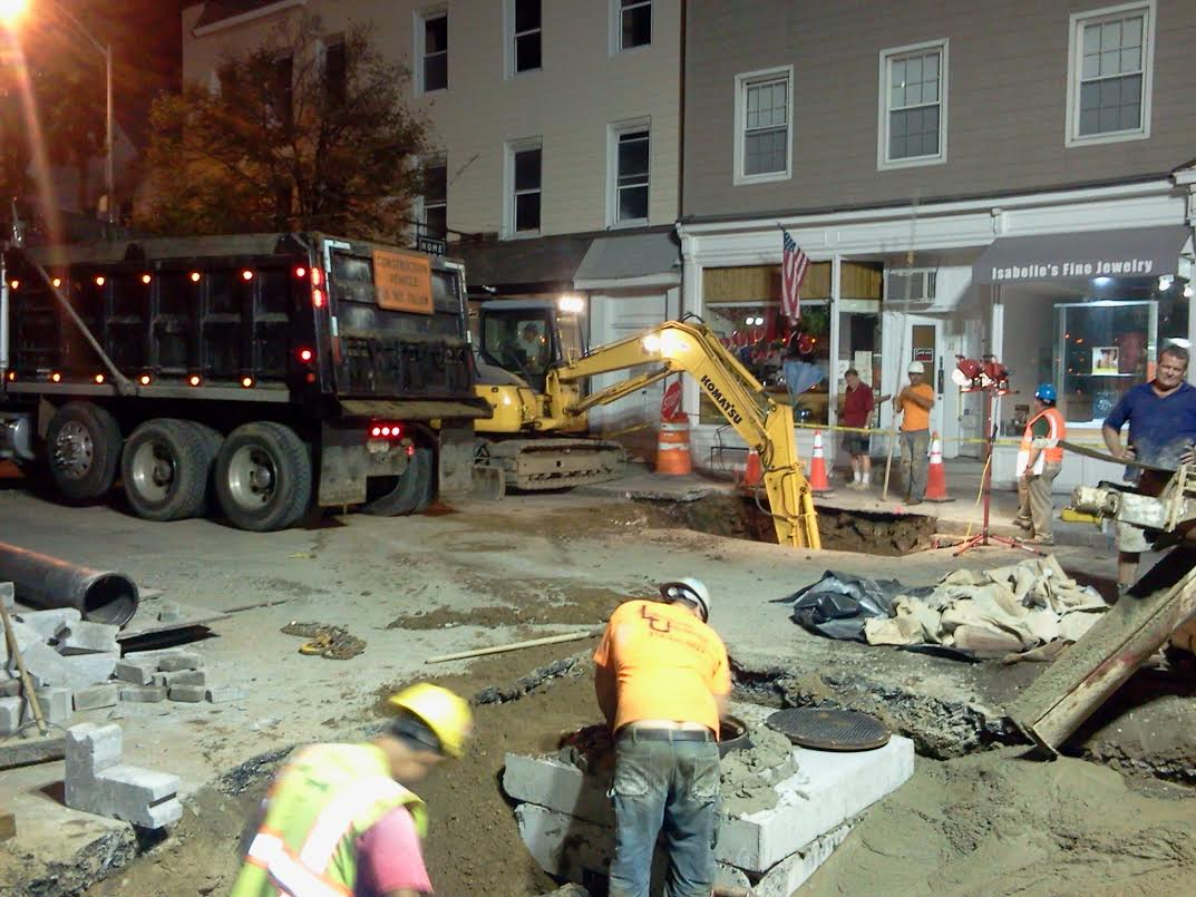 Con-Tech Construction Technology, Inc  - The City of Rye Image | ProView