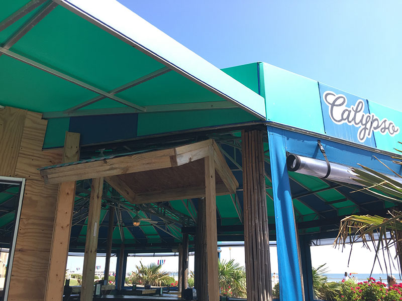 Awnings By Bigley And Hogshire Industries Newport News