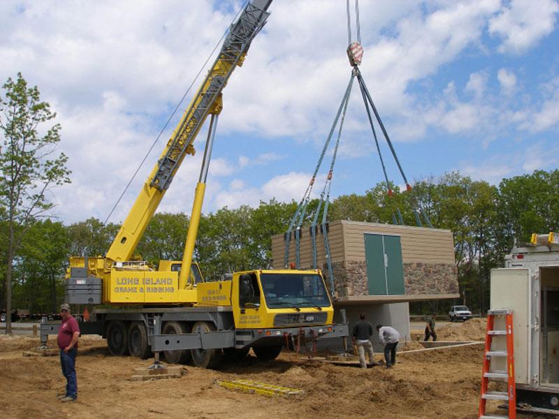Mobile Crane Rigging : Long island crane rigging inc westhampton beach new